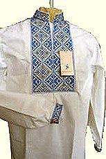 чоовіча сорочка з національною символікою