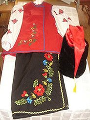 Національні українські костюми
