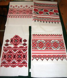 Українські національні рушники